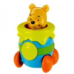 Jouet bébé Fisher Price Winnie cache-cache sur Couches Poupon