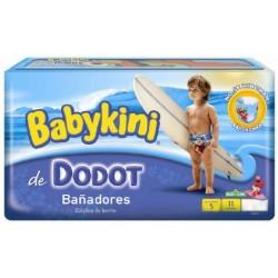 Maillot de bain - 11 Couches de bains Dodot taille 5 sur Couches Poupon