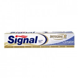 Signal - Dentifrice Integral 8 Complet sur Couches Poupon
