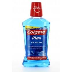 Colgate Plax 500 ml Ice Splash sur Couches Poupon