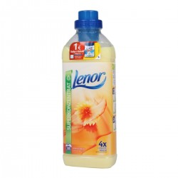 Lenor Adoucissant 950 ml Summer Breeze sur Couches Poupon