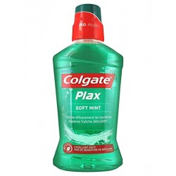 Colgate - Dentifrice Soin Complet Menthe Fraiche sur Couches Poupon