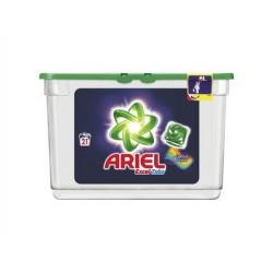 Ariel Liq Tabs 21 Excel Tabs Colour & Style (527,1 gr) sur Couches Poupon