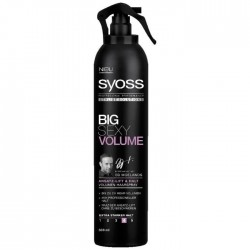Syoss Laque 300 ml Big Sexy Volume N°4 sur Couches Poupon
