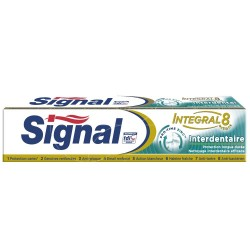 Signal - Dentifrice Integral 8 Interdentaire sur Couches Poupon