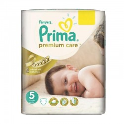 Pampers - Pack 42 Couches Premium Care - Prima taille 5 sur Couches Poupon