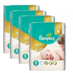 Maxi Giga Pack 240 Couches Pampers Premium Care Prima sur Couches Poupon